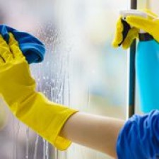 Professional cleaning and maintenance