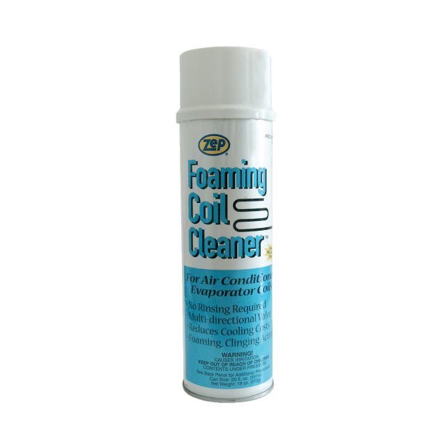 FOAMING COIL CLEANER NEW AERO