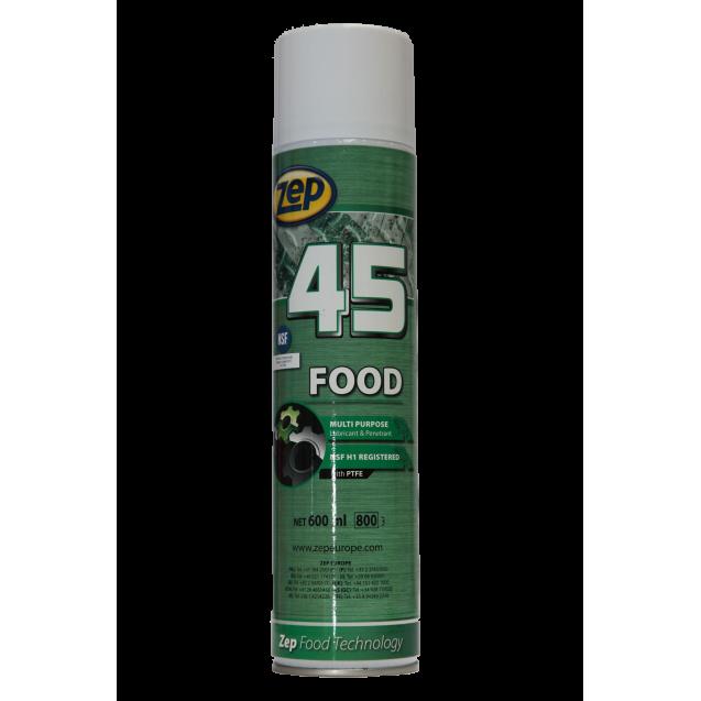 ZEP 45 FOOD AERO